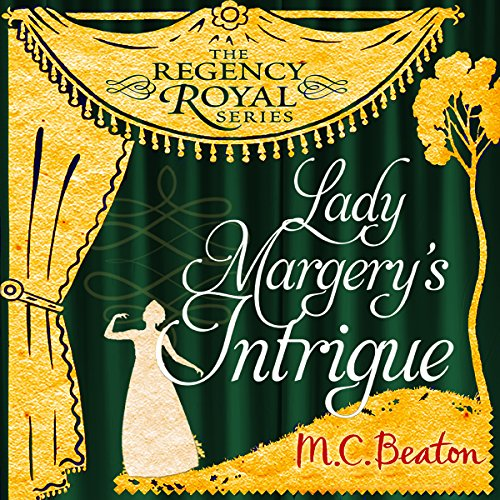 Lady Margery's Intrigue cover art