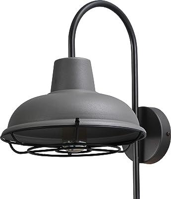 Super-héros Hôtel Lampe (l'Industrie, noir, large écran, Glitter particules) Lampe Cuisine Lampe Intérieur Industrie Lampe Couloir lampe applique murale chambre