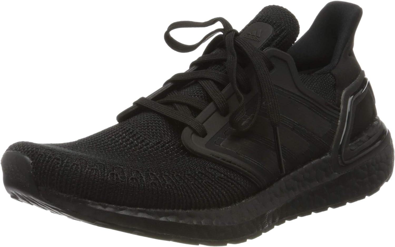El Paso Mall adidas Women's Ultraboost 20 W Running Shoe Grey Max 75% OFF Core Black Fou