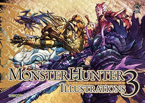 Monster Hunter Illustrations 3 product image