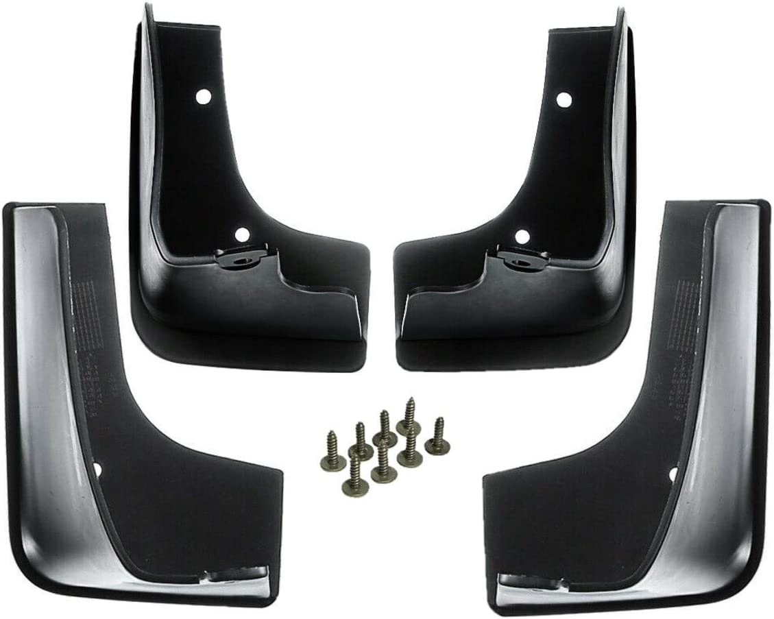 YHTAUTO Set of 4 Mud Flaps Splash Nissan for Max 49% OFF Guard 2008-2012 Alt New product type