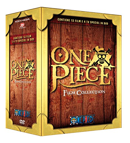 One Piece - Film Collection (15 DVD)