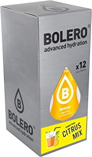 Boléro Bolero Citrus Mix 12 x 9g