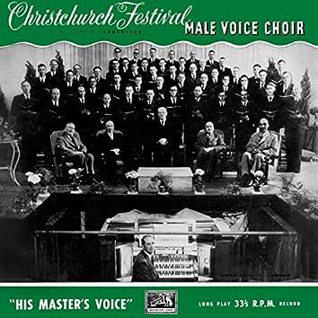 Christchurch Festival Male Voice Choir (Vol. 2)