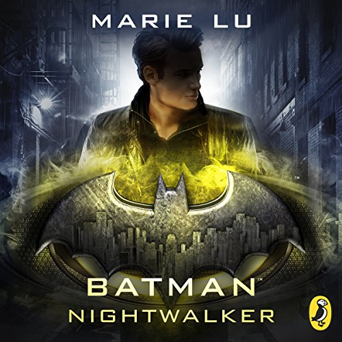 Batman: Nightwalker audiobook cover art