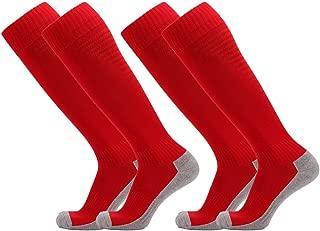 Best red soccer socks Reviews