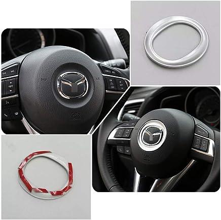 Yp ABS Cubierta para Volante cromada para Mazda CX-5 2013-2016