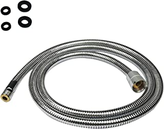 U-BCOO Bathroom Sink Quick Pull-Out Spray Replacement Hose59-inch Pull-down Faucet Spray Kitchen Hose (Pull-Out Spray Replacement Hose)