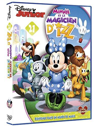 La Maison de Mickey-21-Minnie et Le Magicien d'Izz