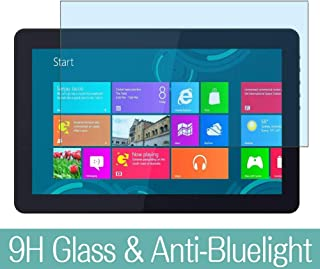 Synvy Anti Blue Light Tempered Glass Screen Protector for Gechic Mobile Monitor On-Lap 1303I 13.3