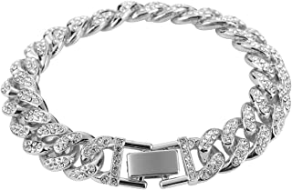 Best hip hop diamond bracelets Reviews