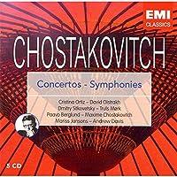 Chostakovitch: Concertos - Symphonies