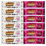 Grenade Carb Killa Bar 2 Flavour Mix Birthday Cake + Dark Chocolate Raspberry (12 Pack)