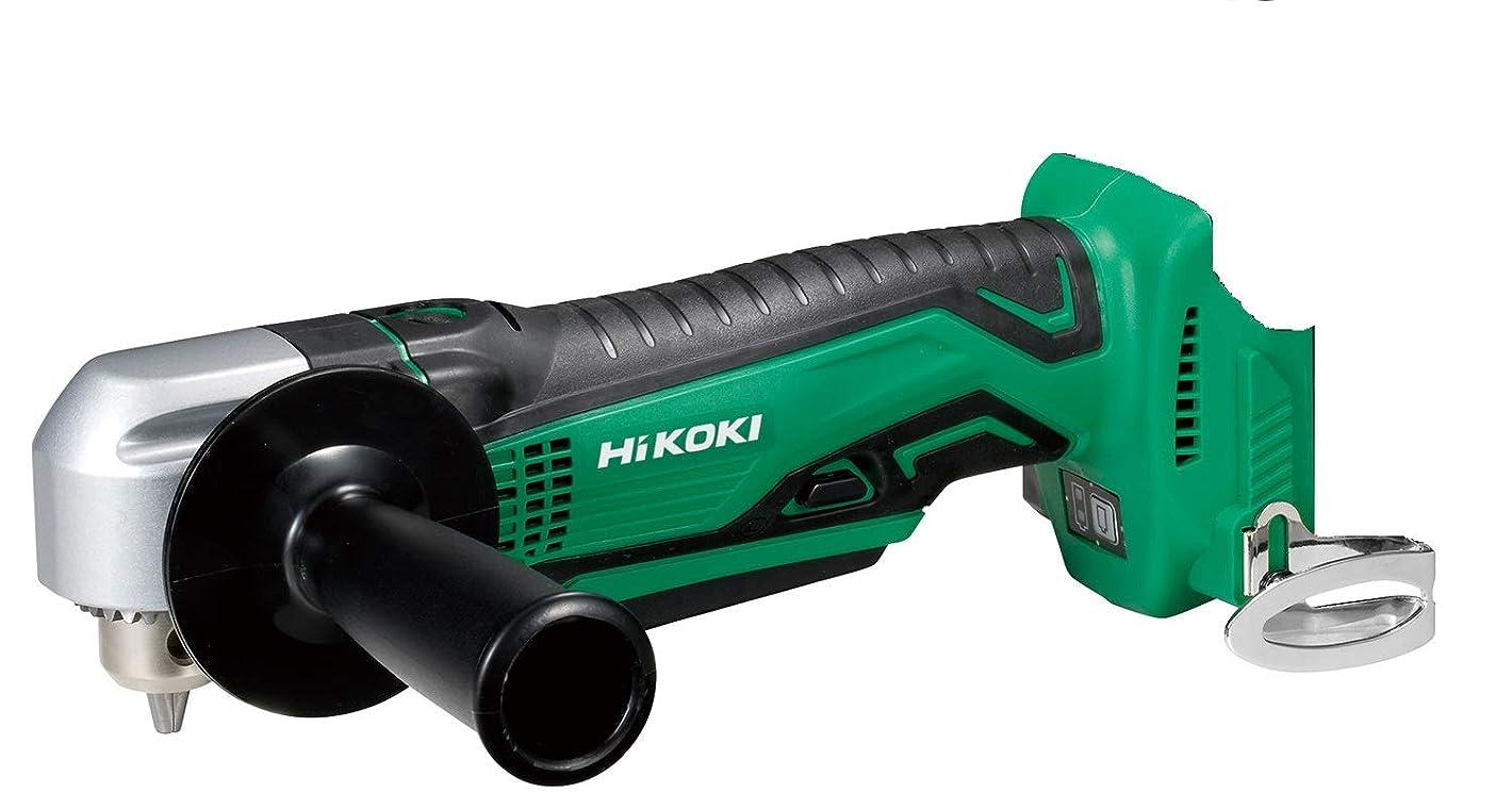 エレクトロニッククローゼット整然としたHiKOKI(ハイコーキ) 旧日立工機 18V コードレスコーナードリル 充電式 蓄電池?充電器別売り DN18DSL(NN) 本体のみ