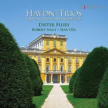 Haydn: Trios for Piano, Flute and Violoncello
