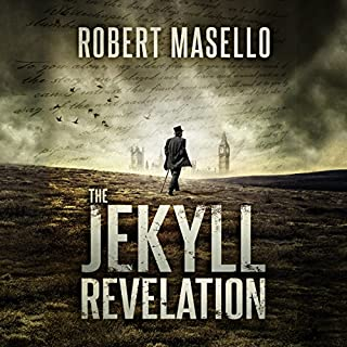 The Jekyll Revelation audiobook cover art