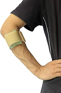 Orthomen Pneumatic Armband: Tennis/Golfers Elbow Support Strap