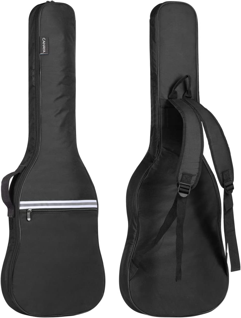 CAHAYA Electric Guitar Bag Gig Padded 55% OFF Padding 6mm Backpack 5 popular w