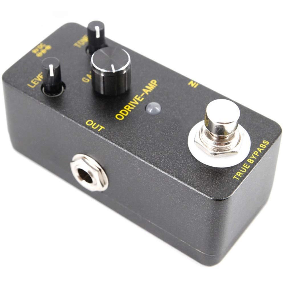 Guitarra Pedal de Efectos Simulador de Amplificador de Sonido ...