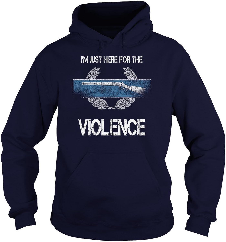 I'm just here for The CIB Violence TShirt