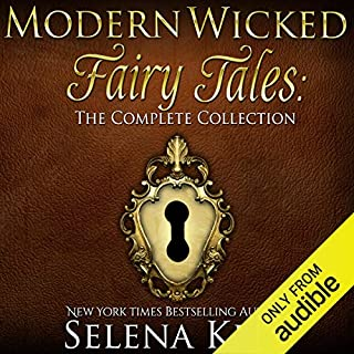 Modern Wicked Fairy Tales Complete Collection: An Erotic Romance Anthology cover art