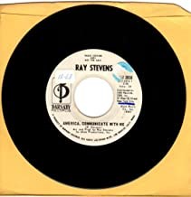 Ray Stevens: America, Communicate with Me b/w America, Communicate with Me