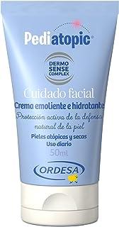 Pediatopic Cuidado Facial 50ml crema emoliente e hidratante específica para pieles atópicas yo altamente secas.