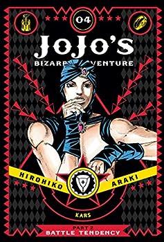 JoJo s Bizarre Adventure  Part 2--Battle Tendency Vol 4