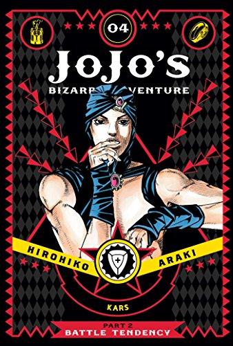 JoJo's Bizarre Adventure: Part 2--Battle Tendency Volume 4