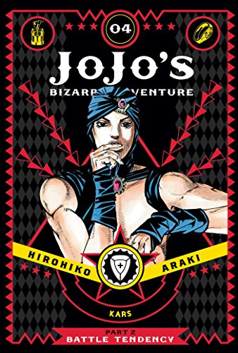 JoJo's Bizarre Adventure: Part 2--Battle Tendency, Vol. 4 (4)