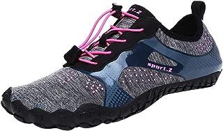 Flops Sandales Eau Chaussures aquaschuhe en Néoprène Noir Unisexe