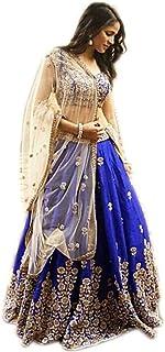 686a50fbff REKHA ethinc Boutique Dernières Designer Indian Bridal Lehenga Choli avec  Dupatta A376