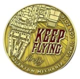 QMx Firefly Keep Flying Challenge Coin (2016)