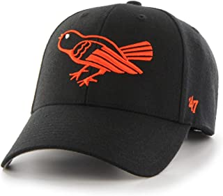 '47 Brand Adjustable Cap - MVP Baltimore Orioles Black