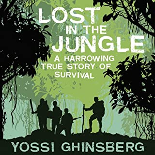 Lost in the Jungle cover art