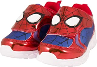 Spiderman Kids Lighted Sneaker