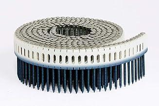 Fasco PC17886RSSE1M 1-7/8-Inch door 0.086-Inch 0-graden Ringschacht roestvrij staal spoel nagels voor Duo Fast Nagels, 100...