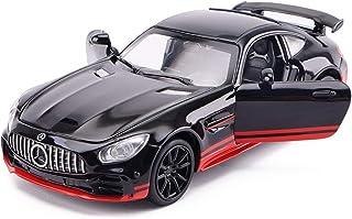 Modelo de coche de aleaci/ón Ferrari California coche deportivo modelo de fundici/ón a presi/ón 1:18 modelo de coche de juguete de aleaci/ón de simulaci/ón modelo de coche est/ático regalo modelo de joyer/ía