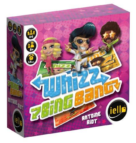 IELLO 51071 Brettspiel Whizz Bing Bang