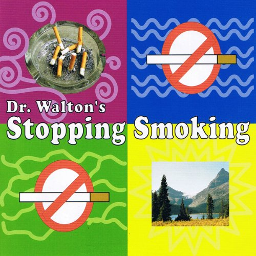 Dr. Walton's Stopping Smoking audiobook cover art