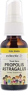 Kids Propolis-Astraglaus Throat Spray Eclectic Institute 1 oz Liquid