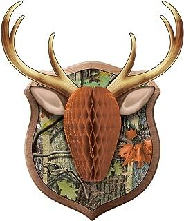 Hunting Camo Antler Decoration, 1 ct