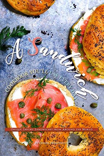 A Sandwich Cookbook You