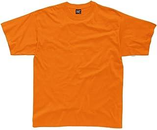 SG SG15F-OR-L,  Camiseta para mujer, Color Naranja, Talla L