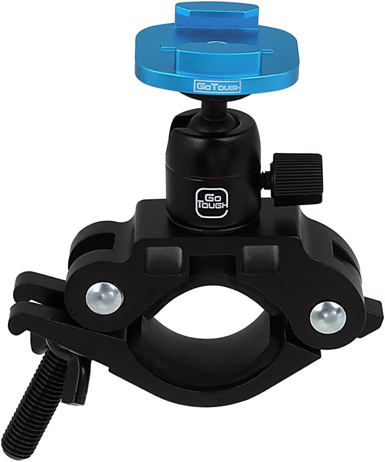 Fotodiox Today's only Pro GoTough Racing Mount for Cage Bars Roll Time sale and Motorc
