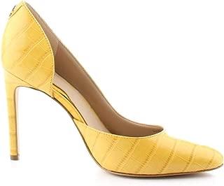 Guess Luxury Fashion Womens FL5TS3LEP08DYELLOW Yellow Pumps | Spring Summer 20
