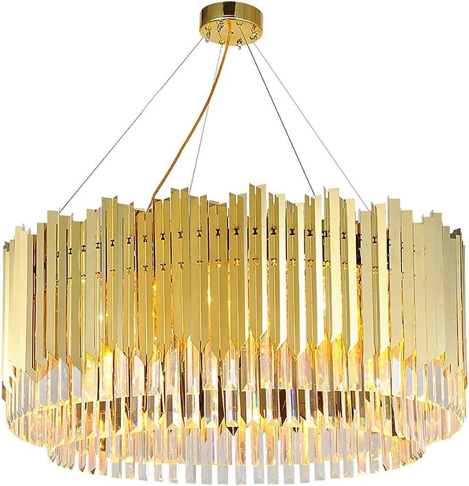 Hhrong luce k9 lampadario in cristallo di cristallo HHRONG002327
