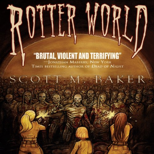 Rotter World audiobook cover art