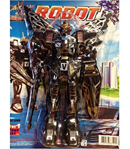 ROBOT ARTICULE 23 CM JOUET