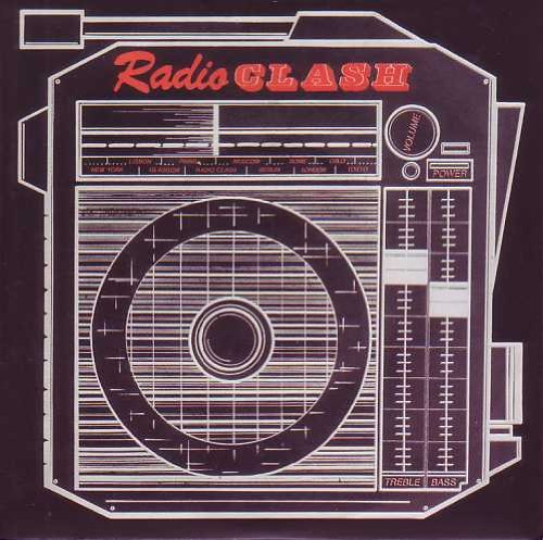 THIS IS RADIO CLASH 4-track CARD SLEEVE 1. This Is Radio Clash 2. Radio Clash 3. Outside Broadcast 4. Radio 5 	CDSINGLE